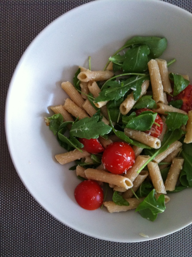 penne roquette